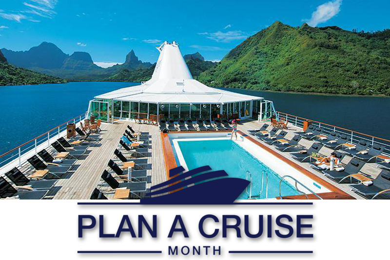 Plan a Cruise Month 2016