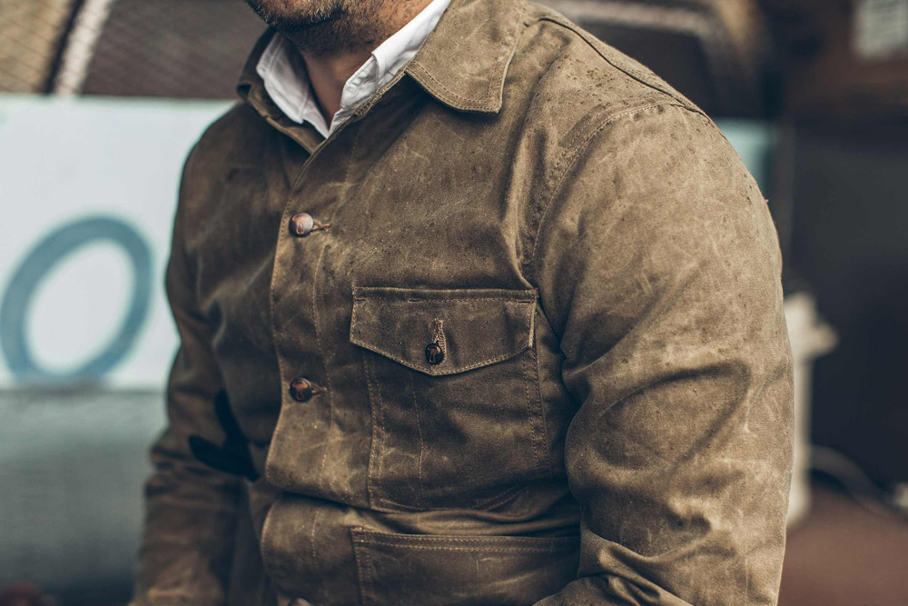 The Project Jacket by Taylor Stitch