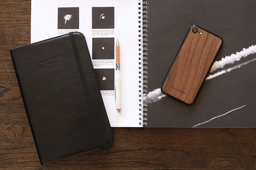 KILLSPENCER iPhone 7 Wooden Veil