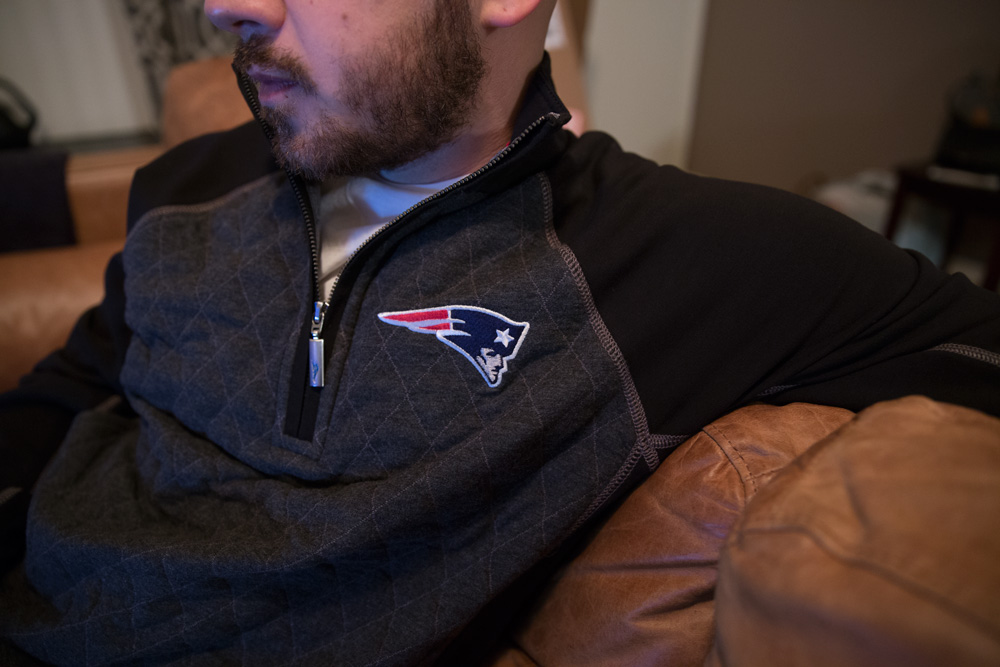 Tommy Bahama NFL Collection - Patriots