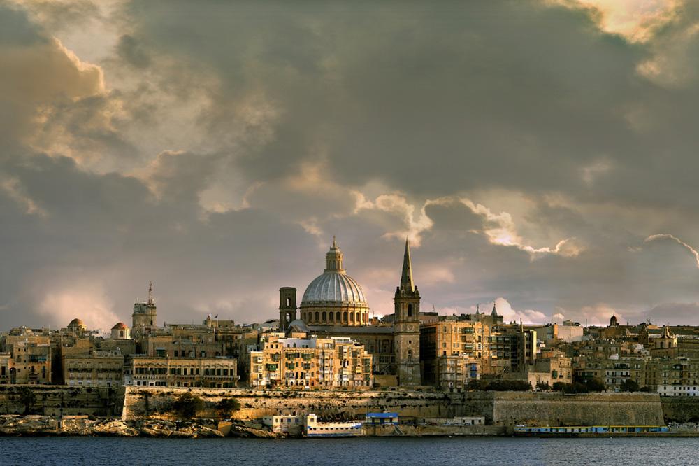 Valletta Coast, Malta