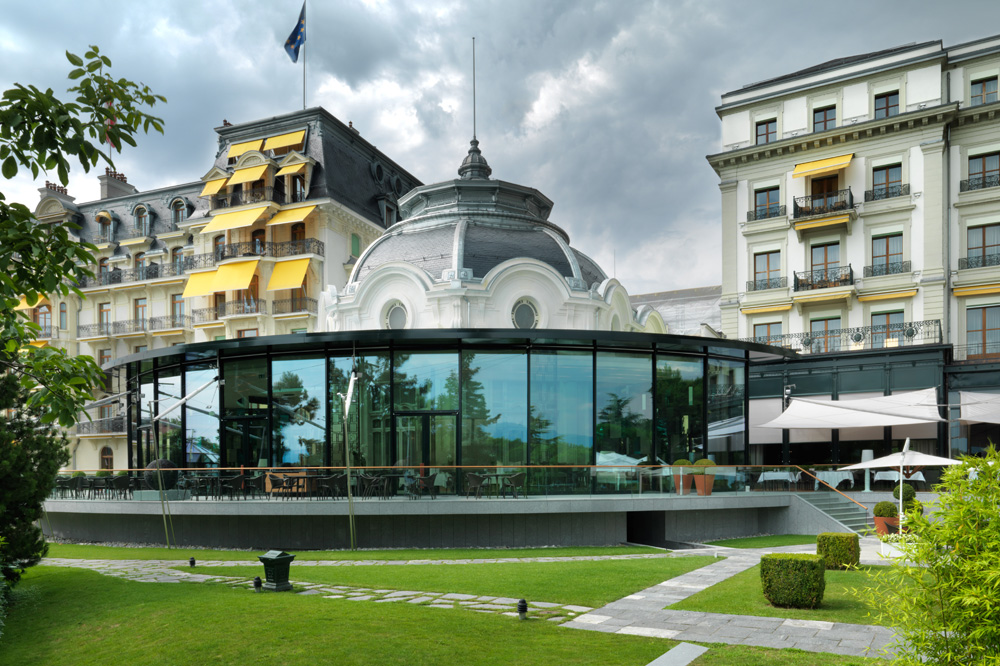 Beau-Rivage Palace Switzerland
