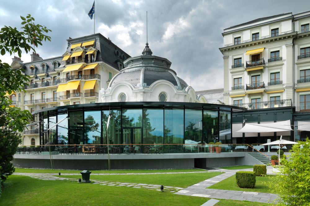 Beau-Rivage Palace Switzerland