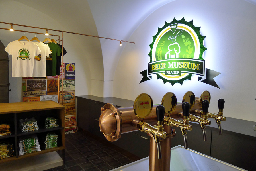 Beer Museum in Prague