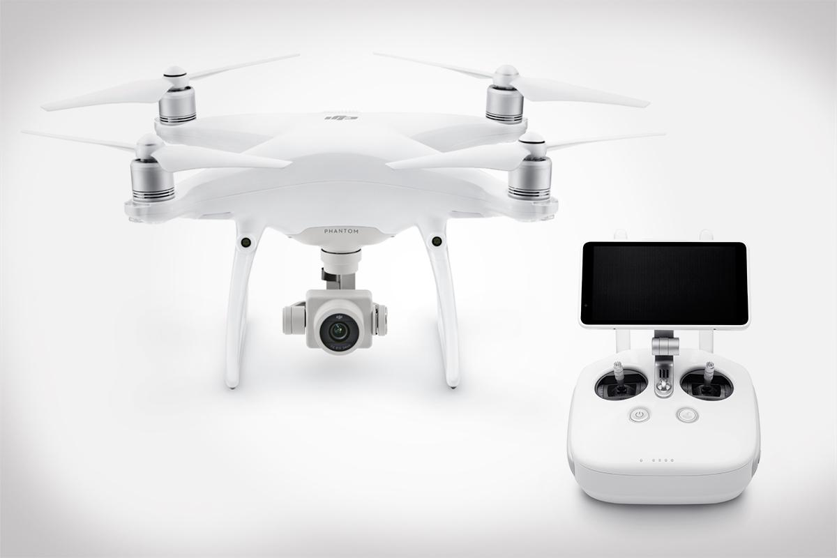 DJI New Phantom 4 Pro Drone