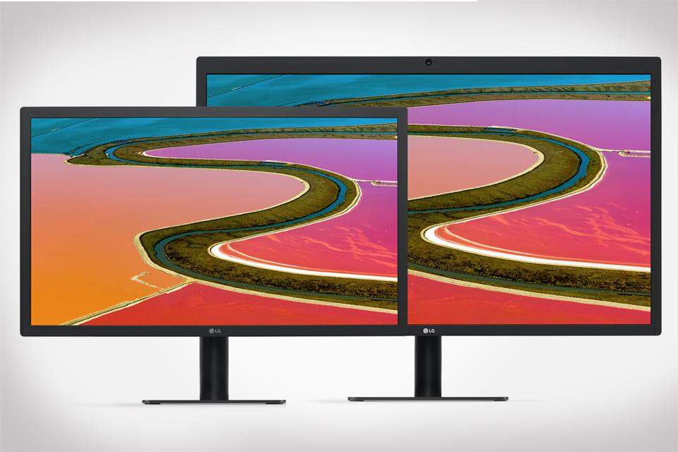 G UltraFine 4K & 5K Displays