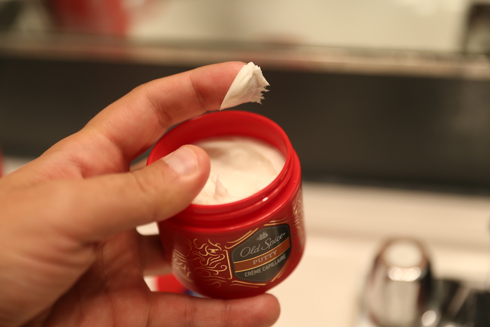 Old Spice Hair Putty