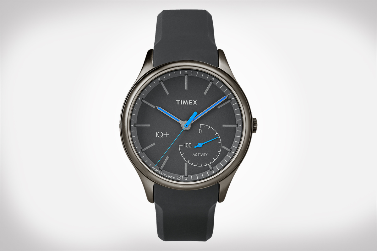 Timex IQ+ Move Smartwatch