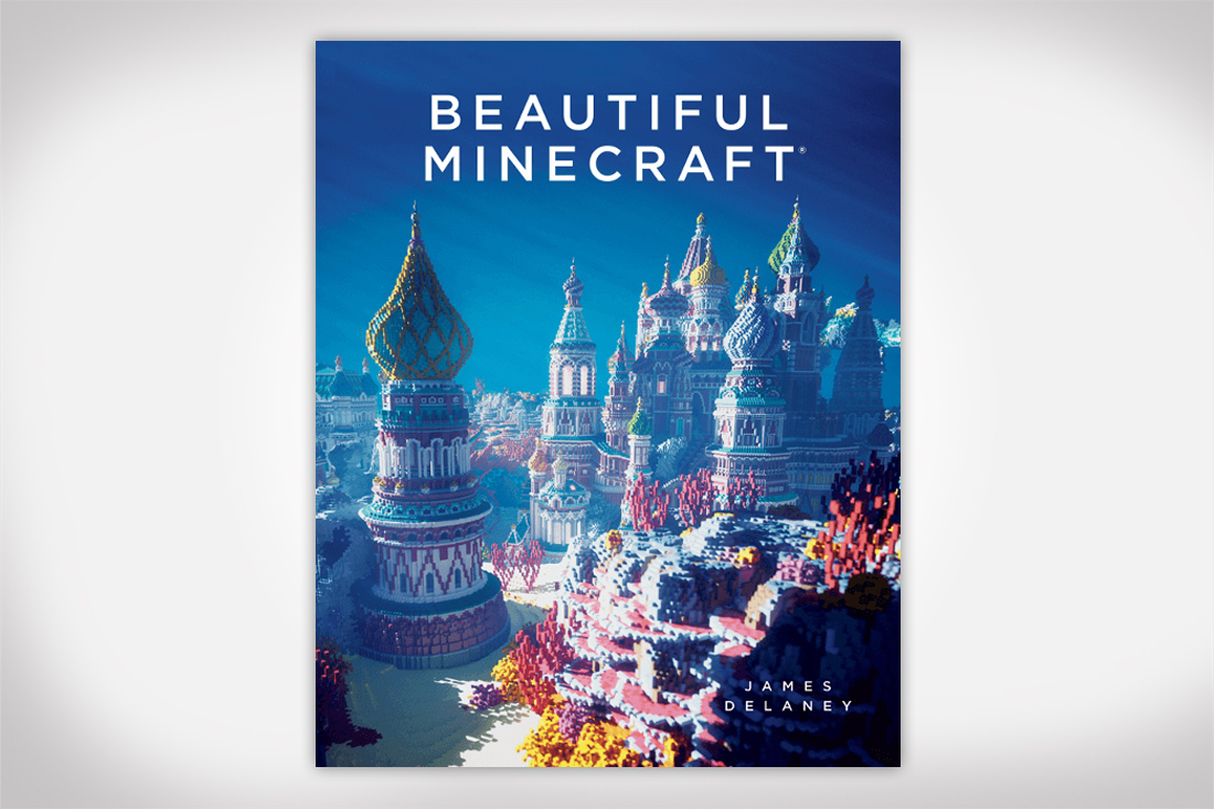 Beautiful Minecraft Book