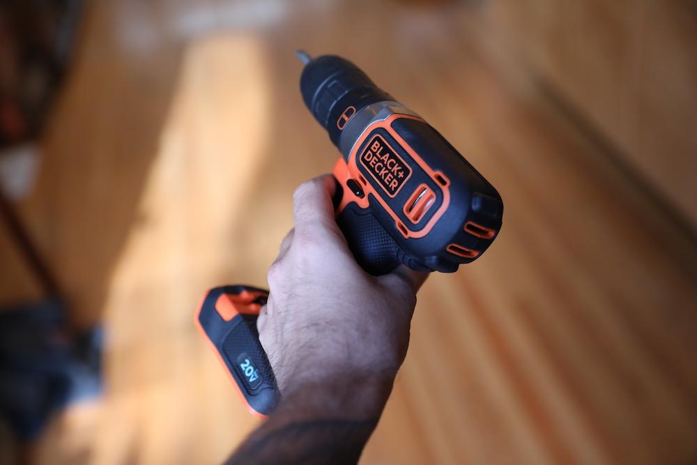 BLACK+DECKER 20V Max Lithium Cordless Drill Driver