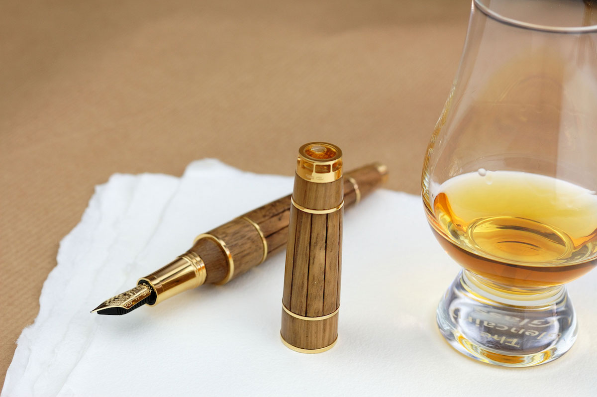 Cognac Pen by Montegrappa
