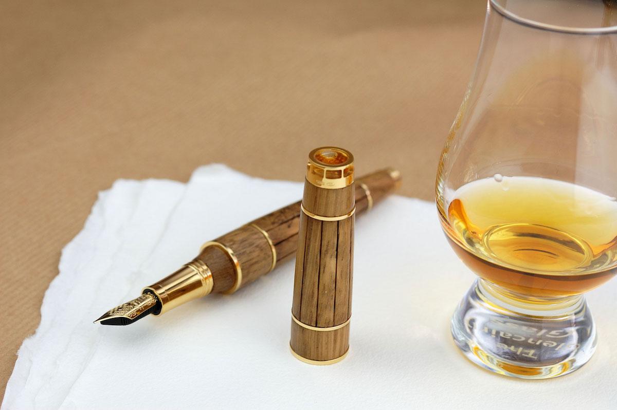 Cognac Pen by Montegrappa