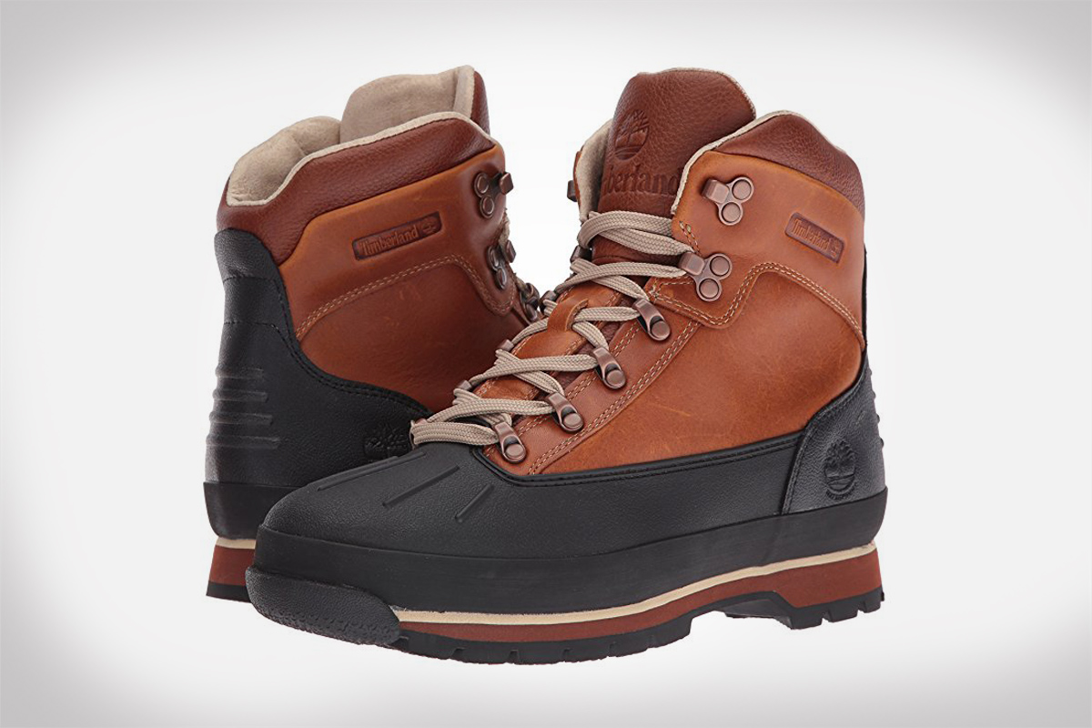 bf02b8d5c04 Timberland Euro Hiker Waterproof Boots Just in Time for Winter