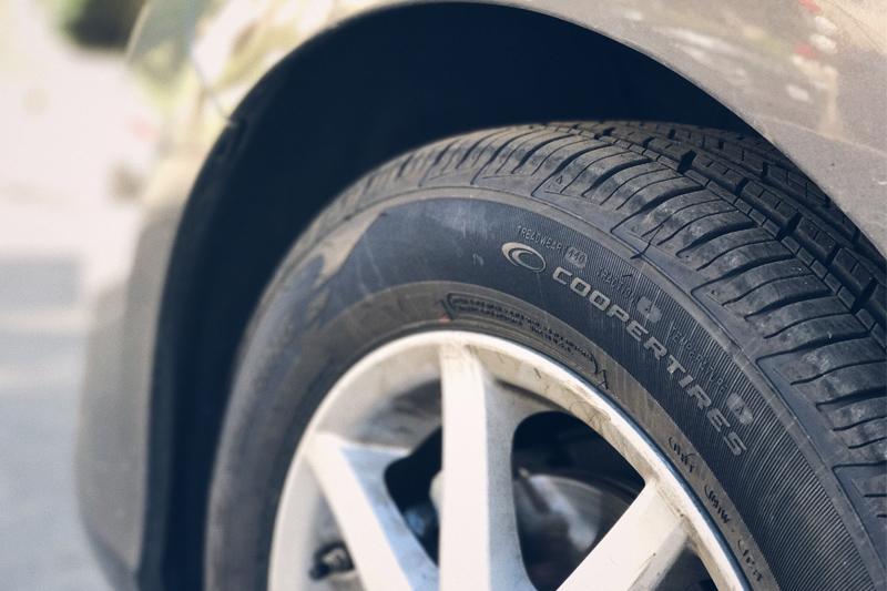 Cooper CS3 Touring Tires