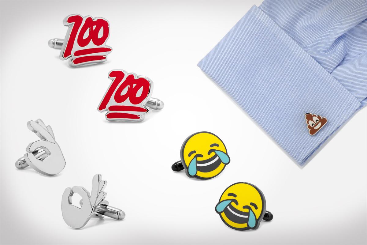 Emoji Cufflinks