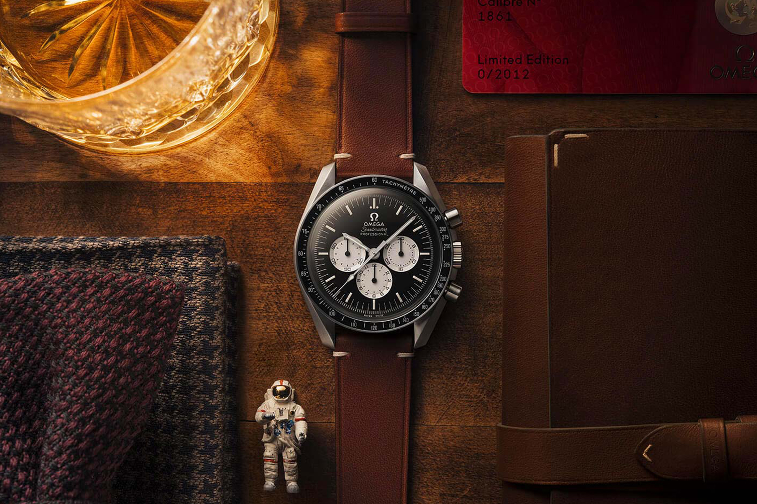 Omega Speedmaster #SpeedyTuesday Limited Edition Watch
