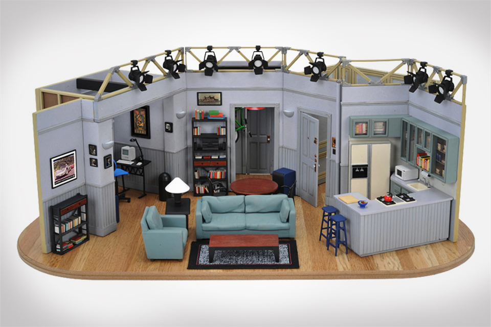 Seinfeld Miniature Set