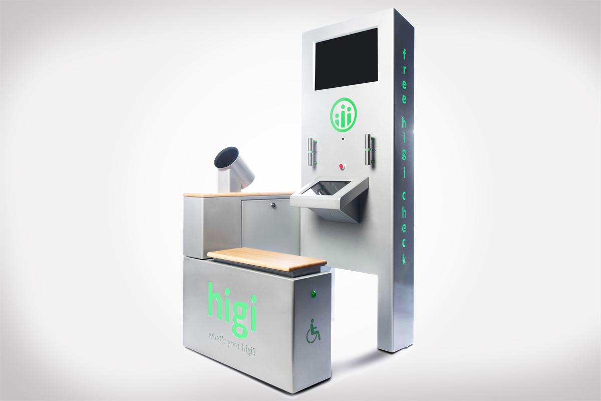 higi Green Machine