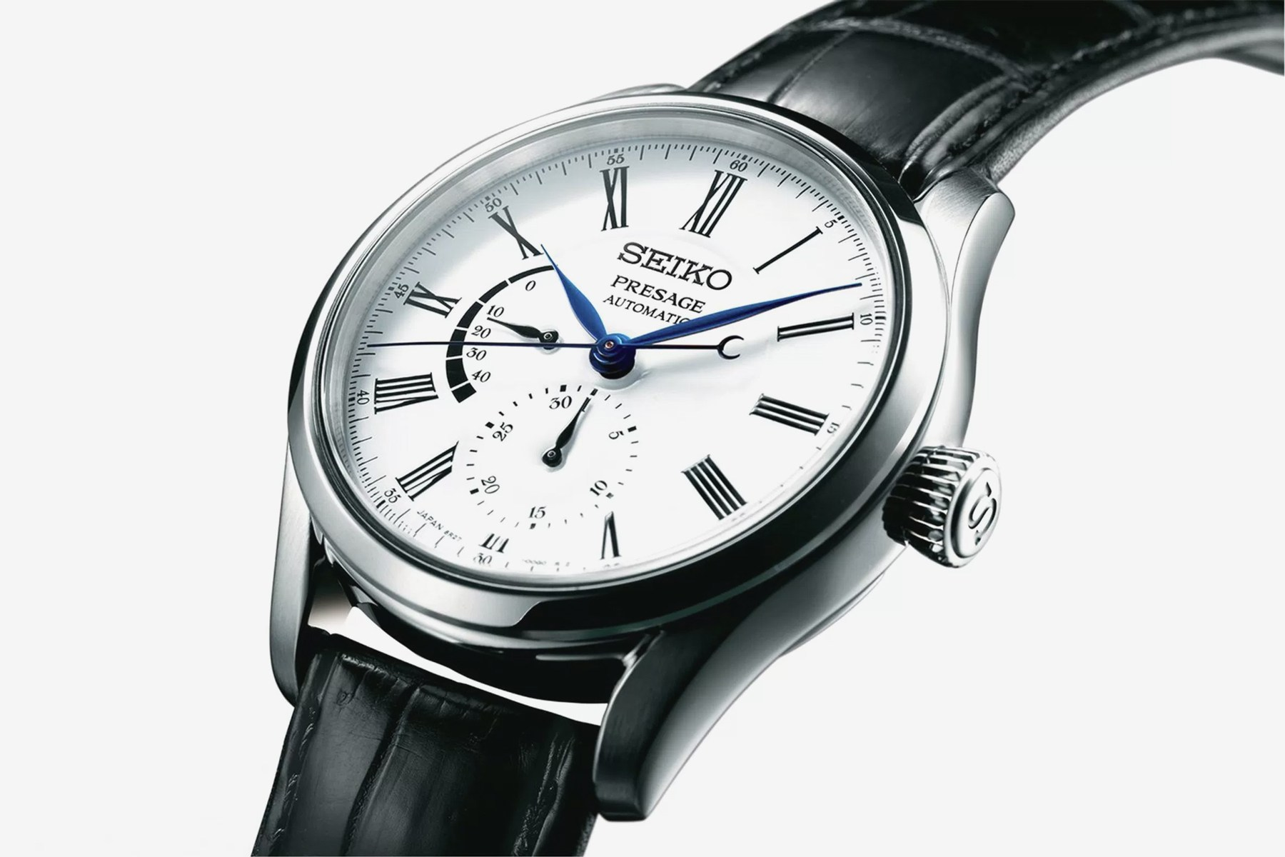 "Seiko Introduces Its ""Presage Enamel"" Watch Collection"