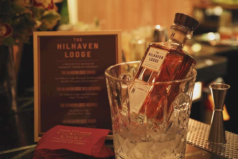 The Hilhaven Lodge Vegas Launch