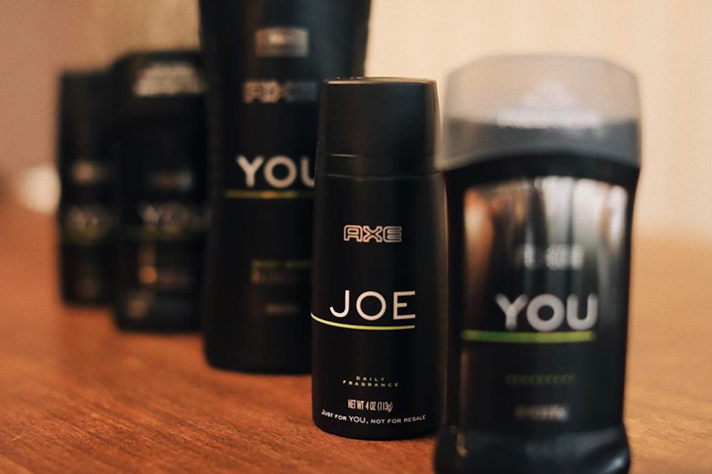 AXE You Products