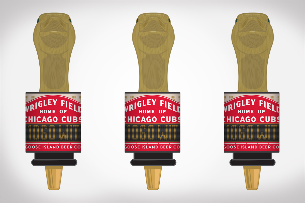 Introducing 1060 Wit: Goose Island x Wrigley Field