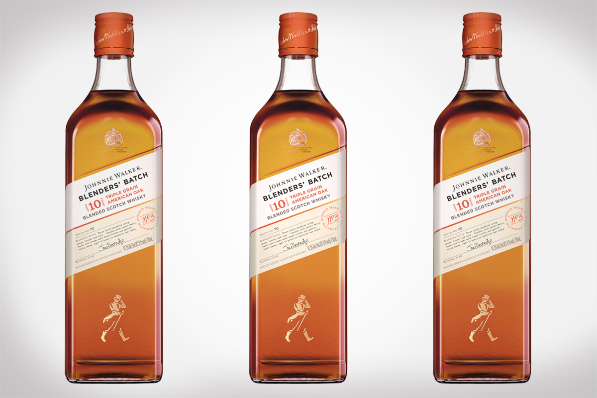 Johnnie Walker Blenders' Batch - Triple Grain American Oak