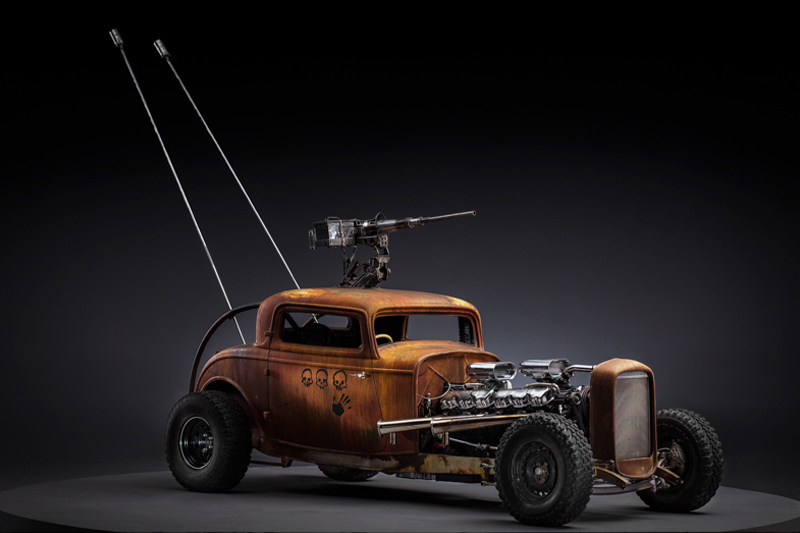 Gorgeous Photos of the Cars from Mad Max: Fury Road