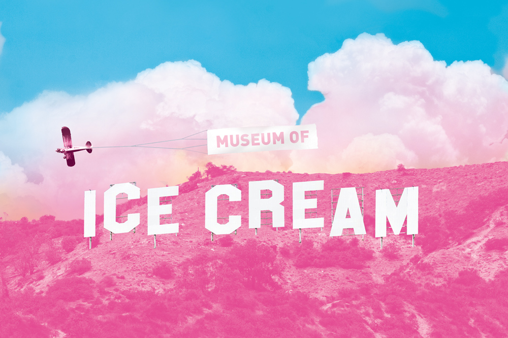 Museum of Ice Cream is Coming to LA