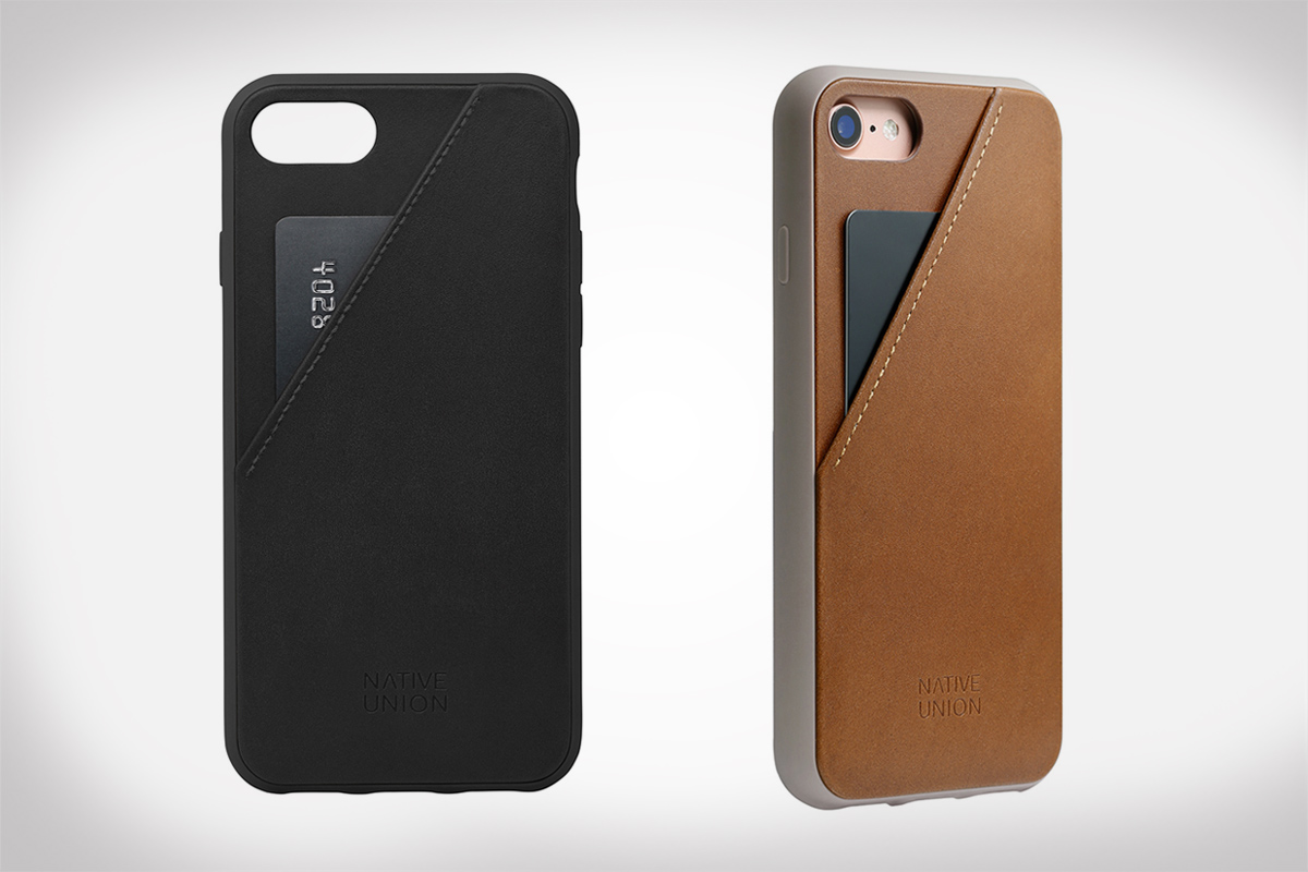Native Union CLIC Card Case NFC