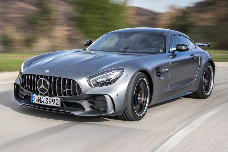 Pricing for the 2018 AMG GT R Coupe