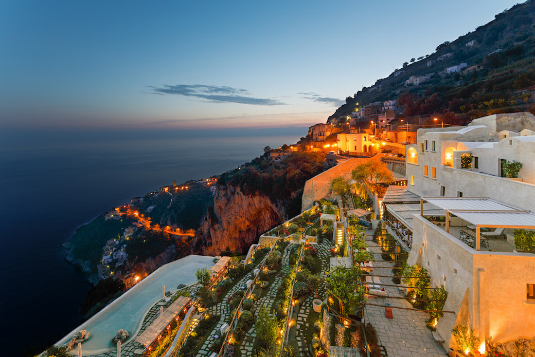 Vacation In Luxury On The Amalfi Coast At Monastero Santa
