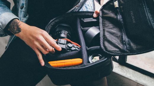 HEX DSLR Gear Case