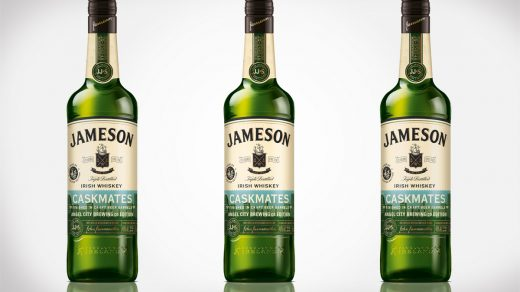 Jameson Caskmates Angel City Brewing Collaboration