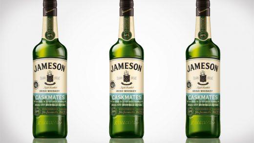 Jameson Caskmates Angel City Brewing Collaboration