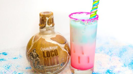 Loco Unicorn Cocktail Recipe