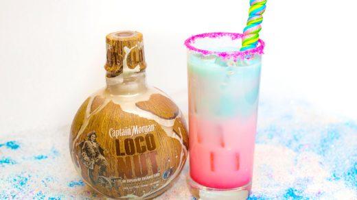 Loco Unicorn Cocktail Recipe