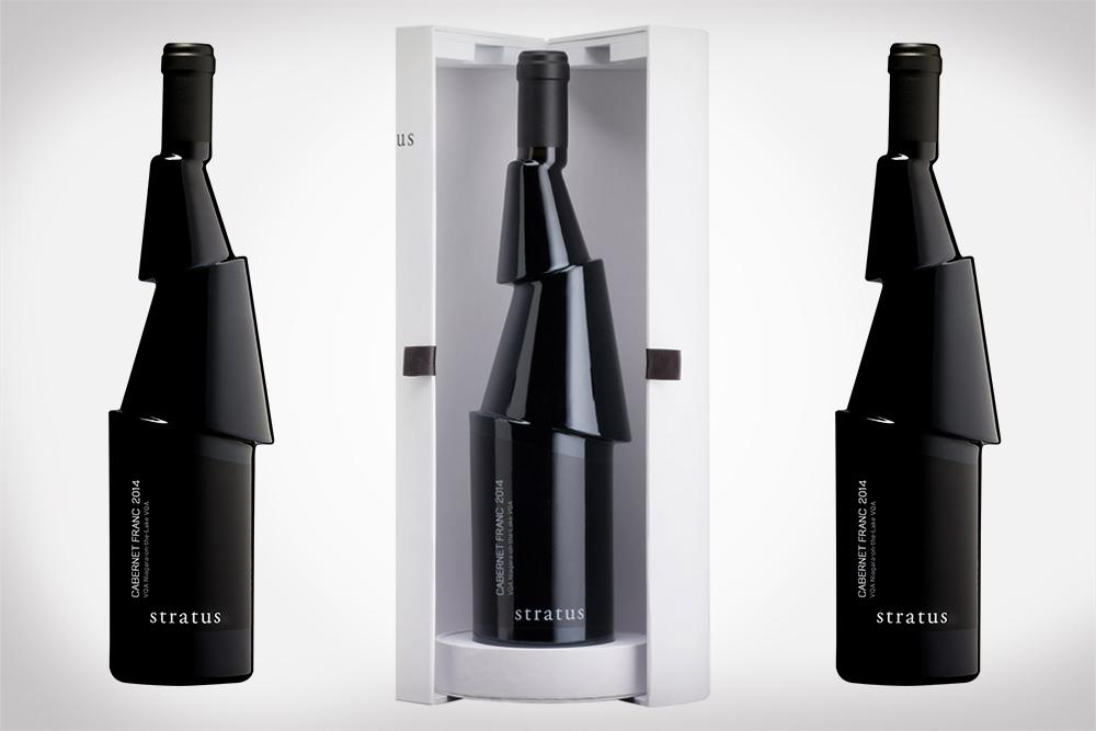 2014 Stratus Decant Cabernet Franc wine bottle