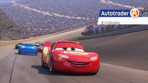 "Autotrader ""Cars 3"" television spot"