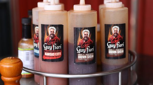 Guy Fieri BBQ Sauces