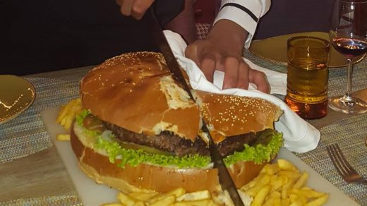 Machete Burger at Nickelodeon Hotels & Resorts Punta Cana