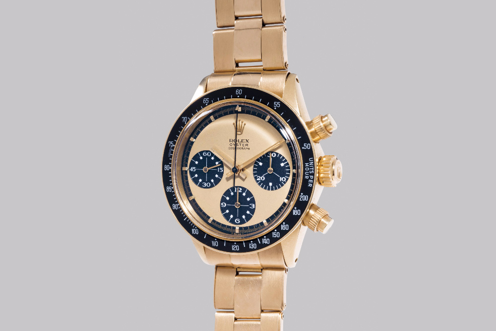 Most expensive Rolex Daytona ever sold