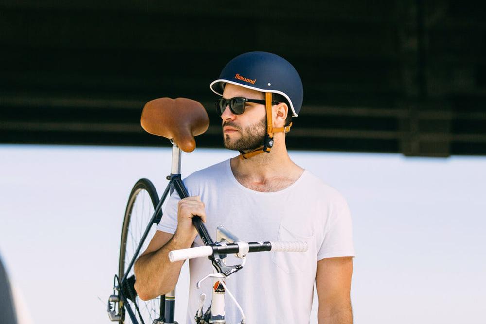 Stylish Bike Helmets You'll Look Forward to Wearing