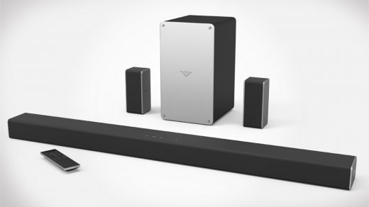 "2017 36"" 5.1 VIZIO SmartCast Wireless Sound Bar System"