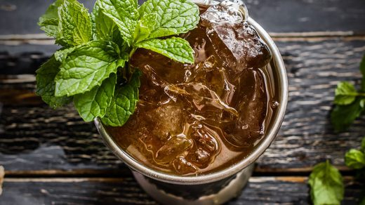 Wild Turkey Mint Julep Recipe