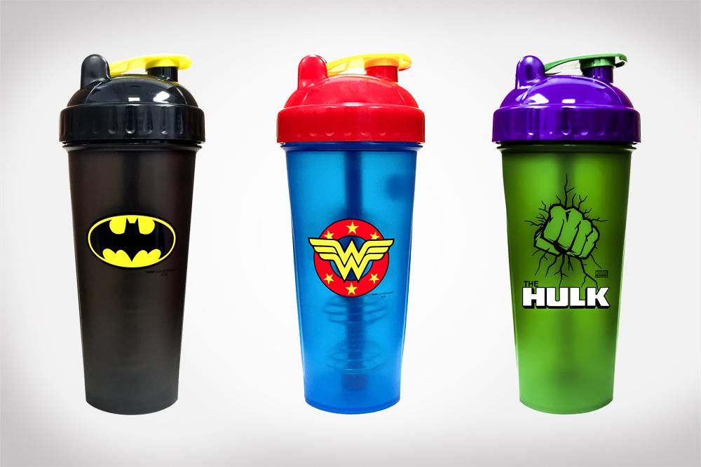 PerfectShaker Superhero Shaker Cups