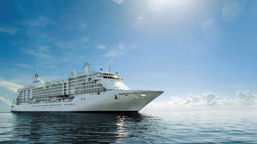 Regent Seven Seas Cruises 'Seven Seas Voyager' Cruise Ship