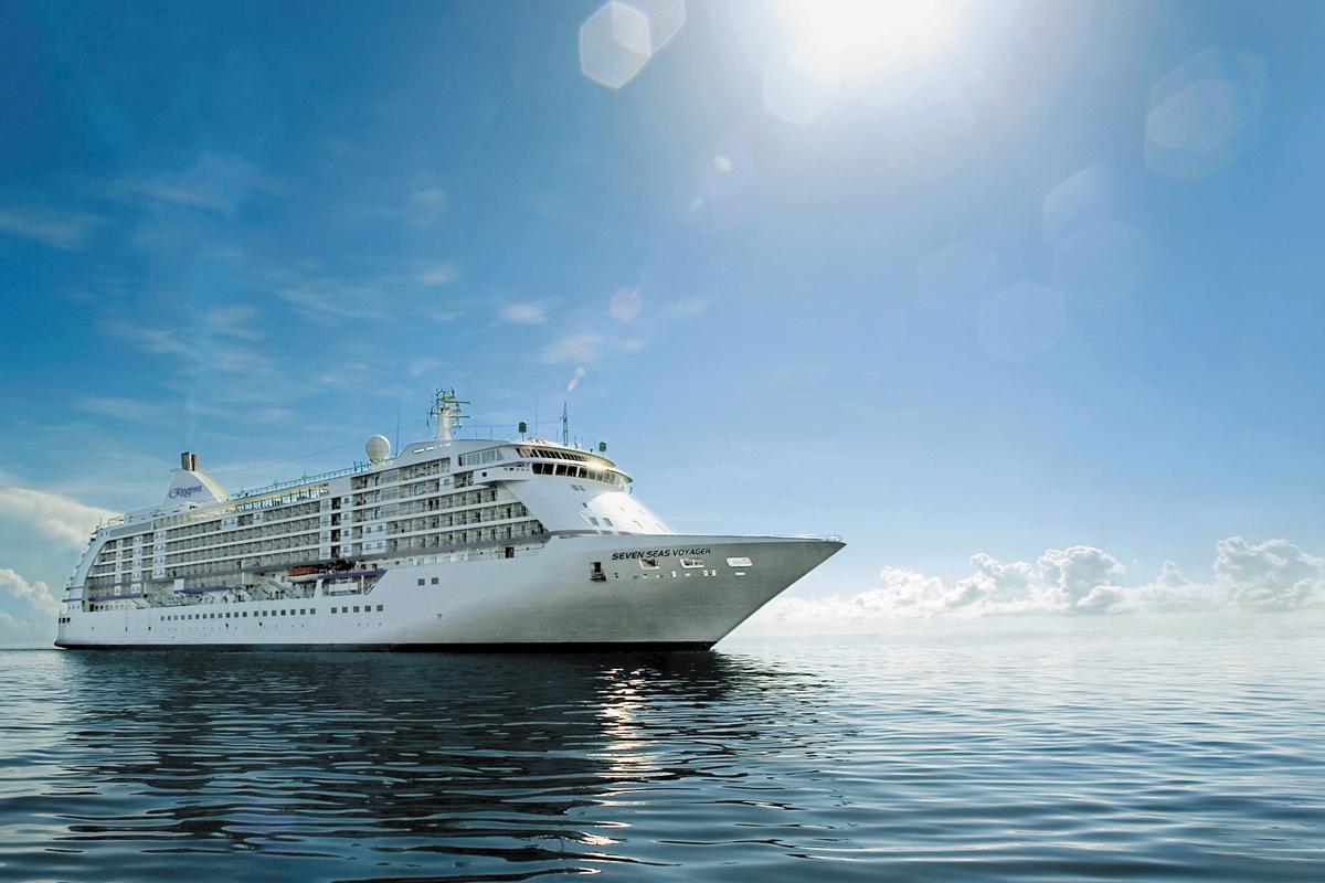 Seven Seas Voyager Cruise Ship