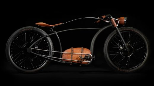 AVIONICS V1 Handmade Electric Bike