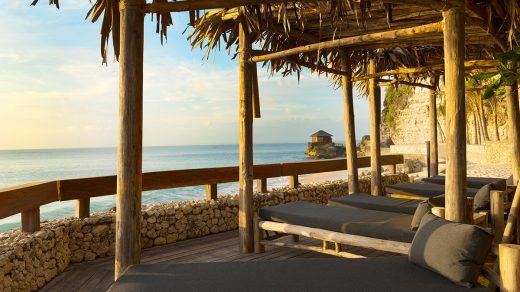 AYANA's Kubu Beach Club